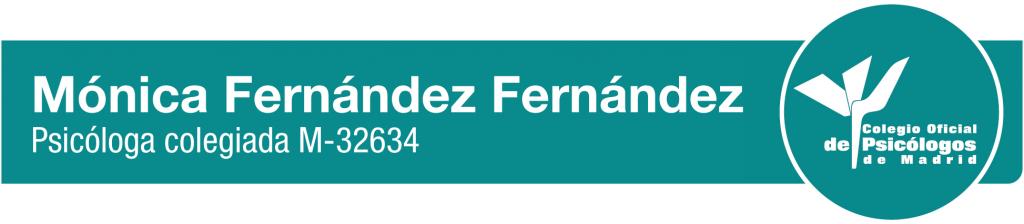 Mónica Fernández psicóloga sanitaria